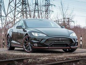 Ver foto 32 de Larte Design Tesla Model S Elizabeta 2015