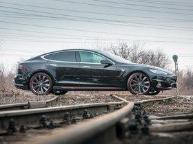 Ver foto 30 de Larte Design Tesla Model S Elizabeta 2015