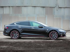 Ver foto 29 de Larte Design Tesla Model S Elizabeta 2015