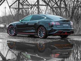 Ver foto 28 de Larte Design Tesla Model S Elizabeta 2015