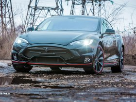 Ver foto 26 de Larte Design Tesla Model S Elizabeta 2015