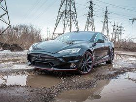Ver foto 25 de Larte Design Tesla Model S Elizabeta 2015