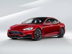 Ver foto 21 de Larte Design Tesla Model S Elizabeta 2015
