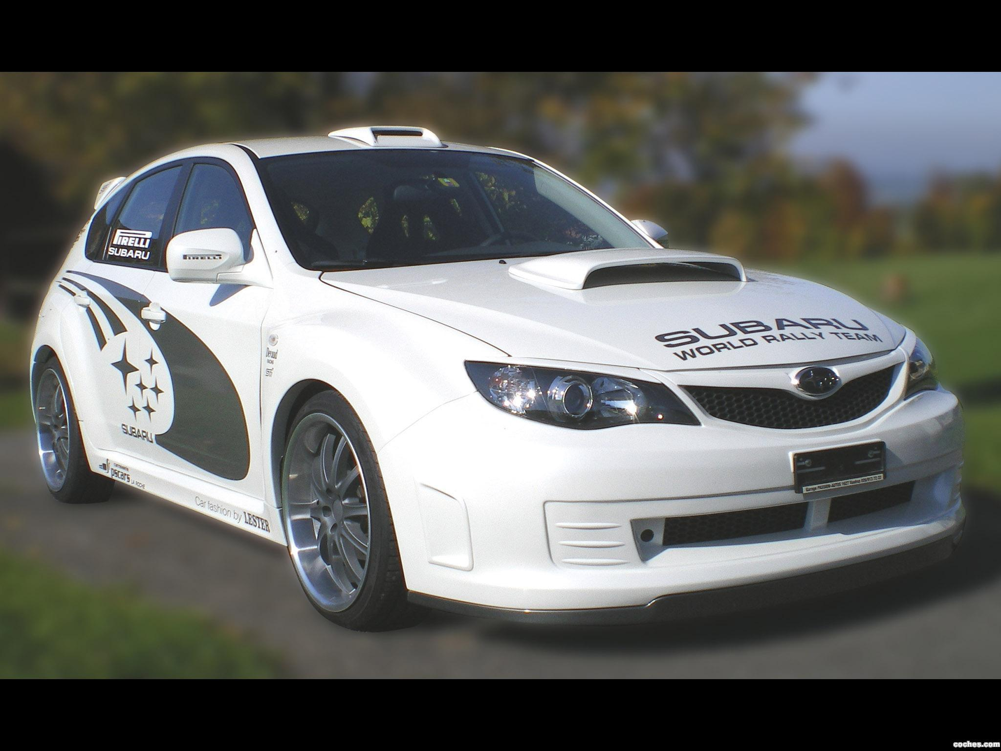 Foto 0 de Subaru lester Impreza STi 2010