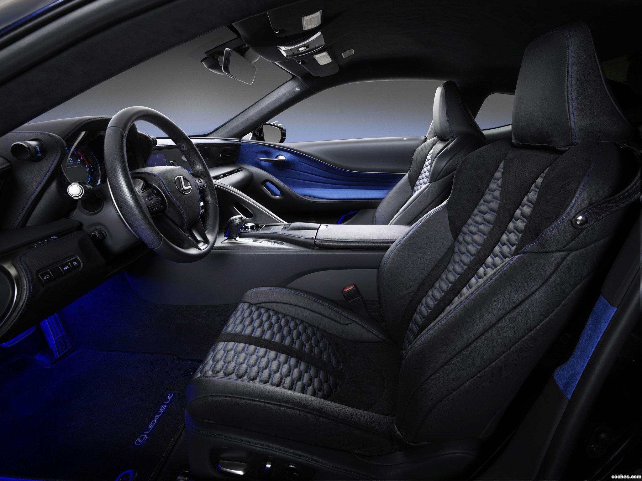 Foto 3 de Lexus LC Black Panther Inspired  2017