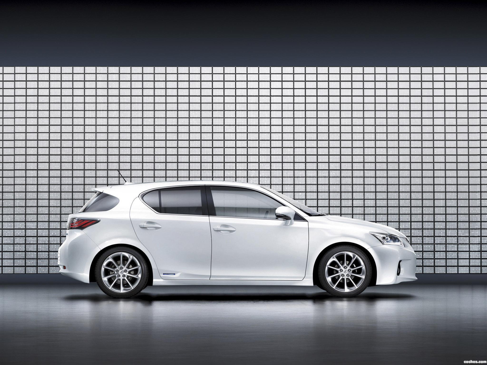 Foto 25 de Lexus CT 200h 2010