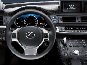 Ver foto 12 de Lexus CT 200h 2010