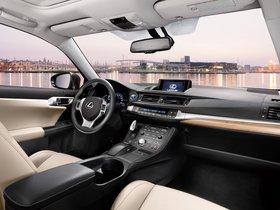 Ver foto 32 de Lexus CT 200h 2010