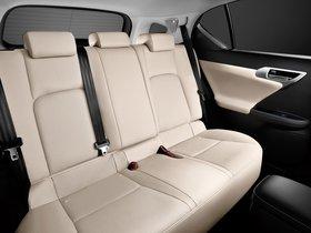 Ver foto 31 de Lexus CT 200h 2010