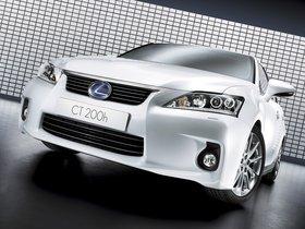 Ver foto 30 de Lexus CT 200h 2010