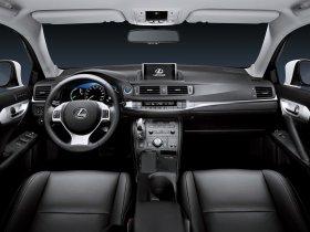 Ver foto 11 de Lexus CT 200h 2010