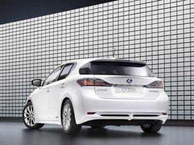 Ver foto 21 de Lexus CT 200h 2010