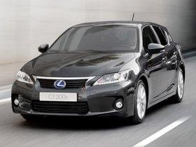 Ver foto 16 de Lexus CT 200h 2010
