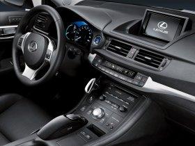 Ver foto 9 de Lexus CT 200h 2010