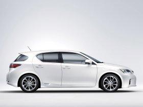 Ver foto 6 de Lexus CT 200h 2010