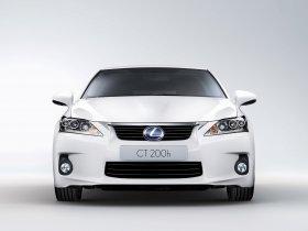 Ver foto 5 de Lexus CT 200h 2010