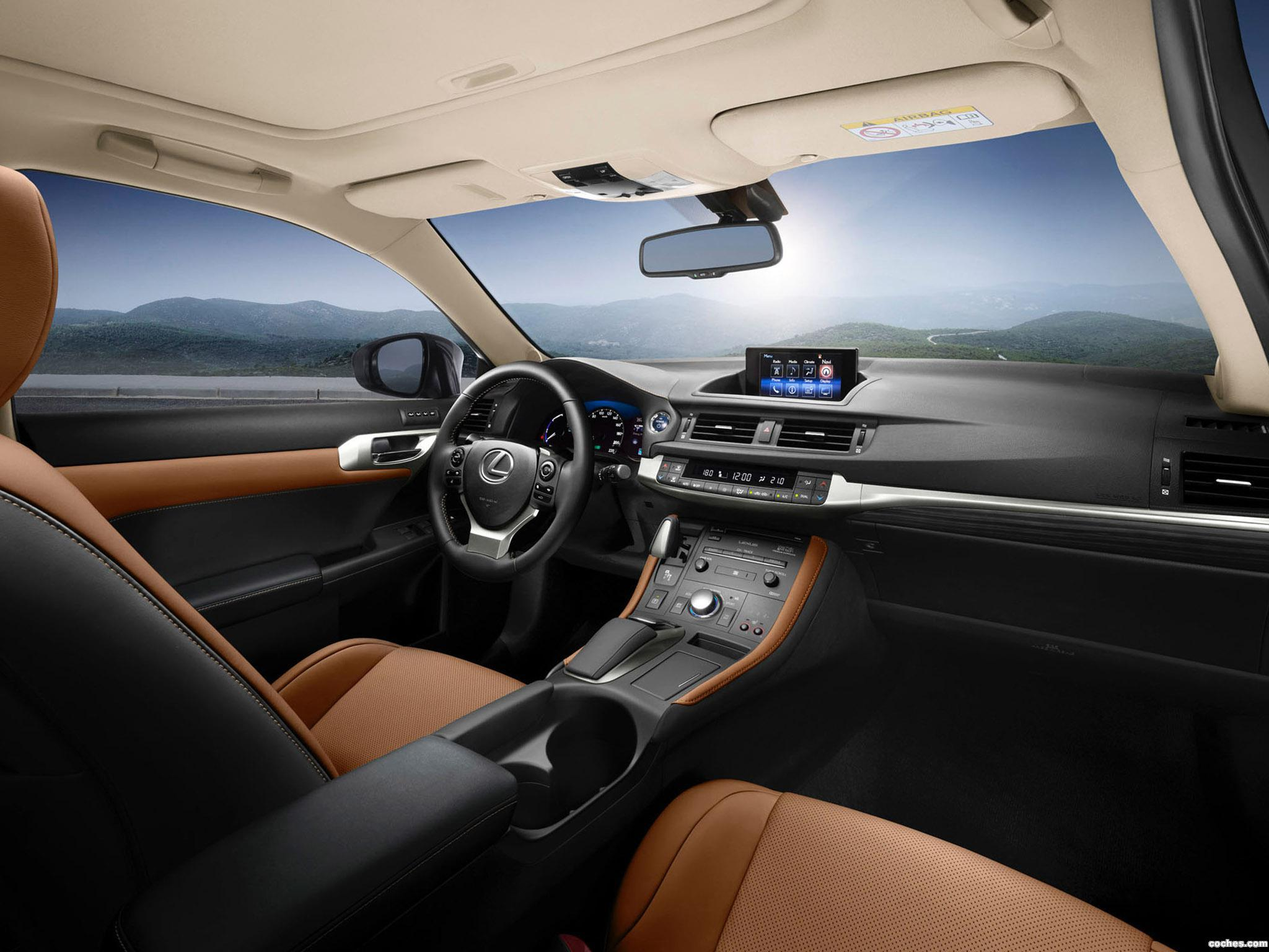 Foto 11 de Lexus CT 200h 2014
