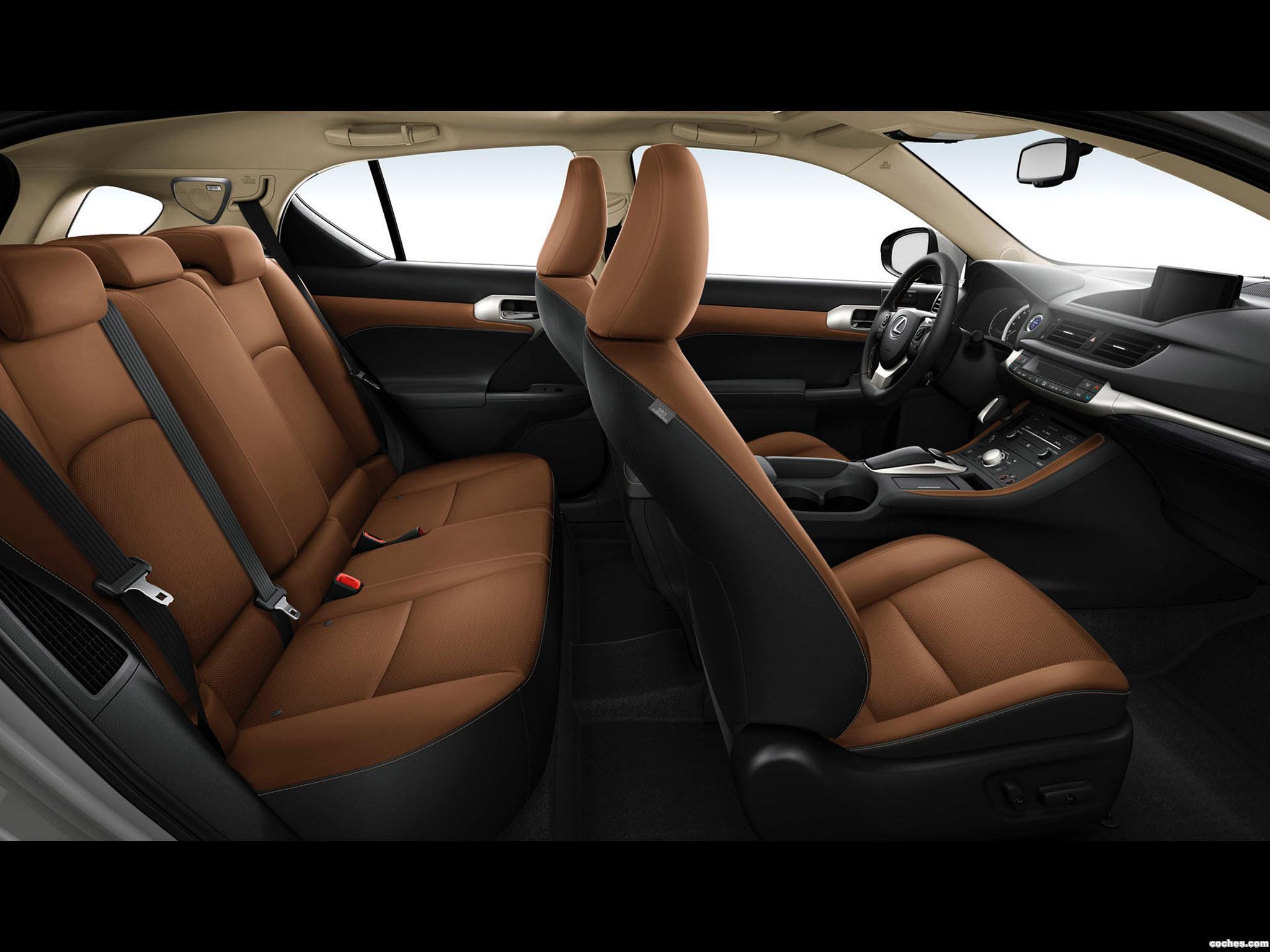 Foto 9 de Lexus CT 200h 2014