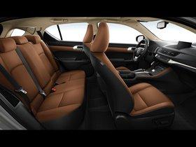 Ver foto 10 de Lexus CT 200h 2014