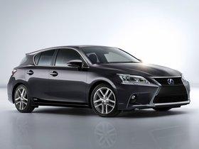 Ver foto 9 de Lexus CT 200h 2014