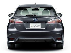 Ver foto 6 de Lexus CT 200h 2014