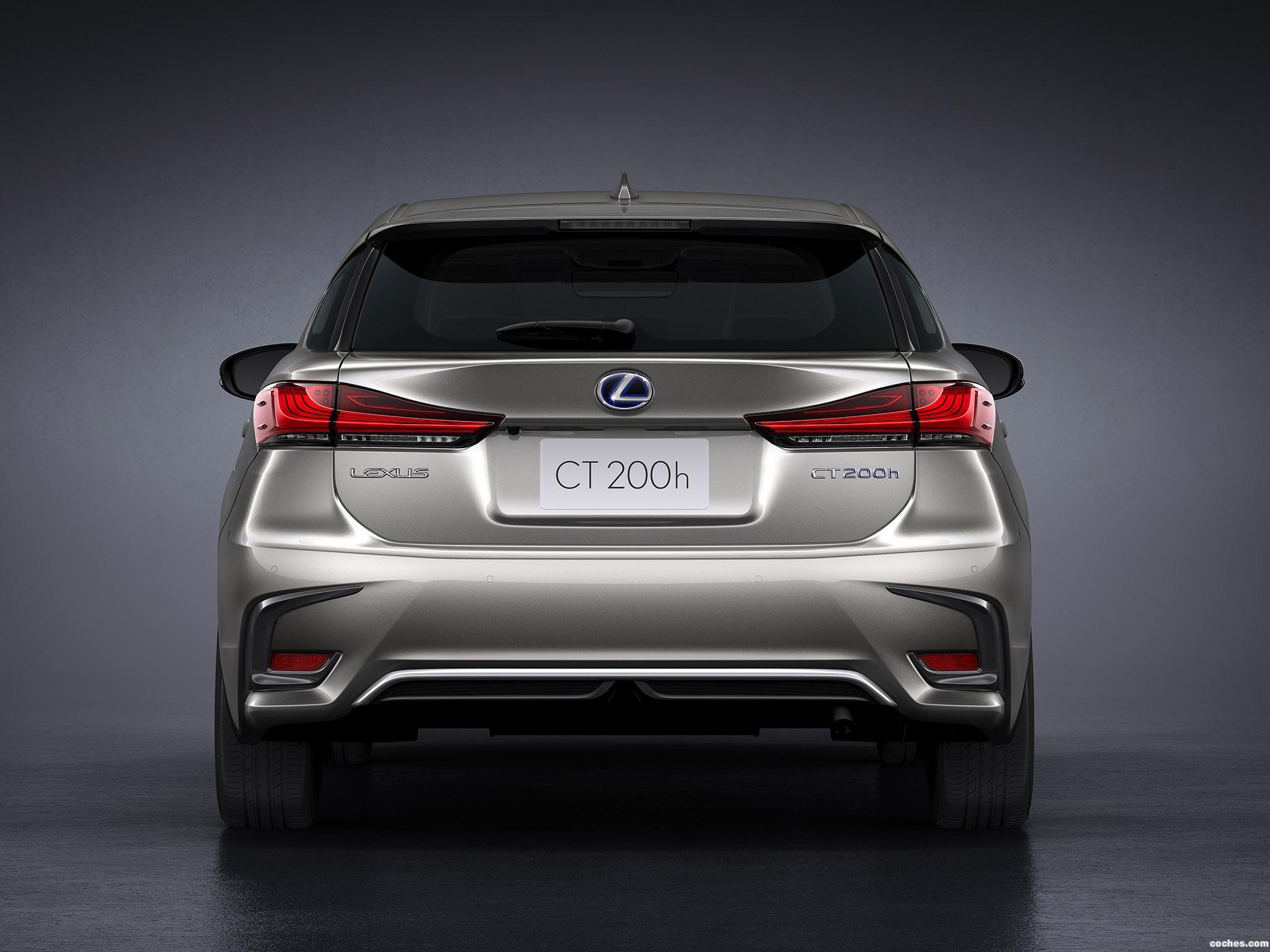 Foto 11 de Lexus CT 200h 2018