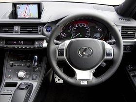 Ver foto 6 de Lexus CT 200h F Sport 2010