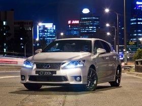Ver foto 18 de Lexus CT 200h F Sport 2010
