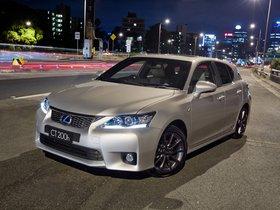 Ver foto 17 de Lexus CT 200h F Sport 2010