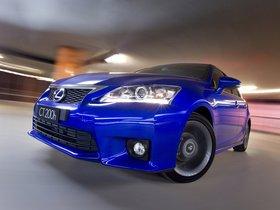 Ver foto 15 de Lexus CT 200h F Sport 2010