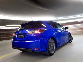 Ver foto 14 de Lexus CT 200h F Sport 2010
