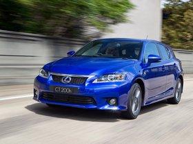 Ver foto 12 de Lexus CT 200h F Sport 2010