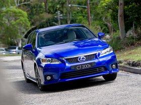 Ver foto 10 de Lexus CT 200h F Sport 2010