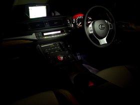 Ver foto 9 de Lexus CT 200h F Sport 2010