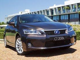 Ver foto 22 de Lexus CT 200h F Sport 2010