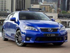 Ver foto 1 de Lexus CT 200h F Sport 2010