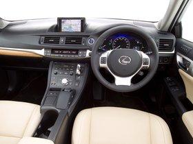 Ver foto 21 de Lexus CT 200h F Sport 2010