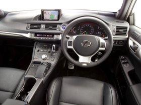 Ver foto 19 de Lexus CT 200h F Sport 2010