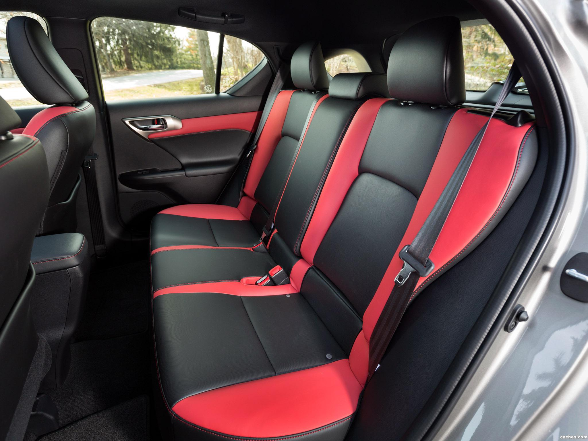 Foto 10 de Lexus CT 200h F-Sport Special Edition  2016