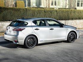 Ver foto 3 de Lexus CT 200h F-Sport Special Edition  2016