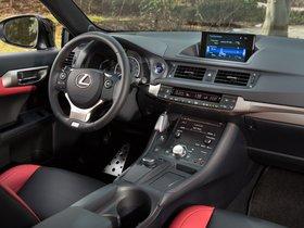 Ver foto 13 de Lexus CT 200h F-Sport Special Edition  2016