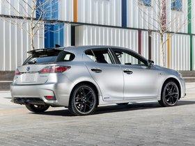 Ver foto 6 de Lexus CT 200h F-Sport Special Edition  2016