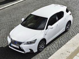 Ver foto 19 de Lexus CT 200h F-Sport 2014