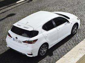 Ver foto 18 de Lexus CT 200h F-Sport 2014
