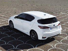 Ver foto 3 de Lexus CT 200h F-Sport 2014