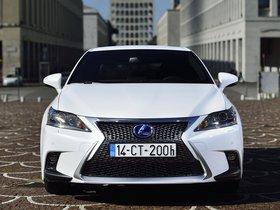 Ver foto 1 de Lexus CT 200h F-Sport 2014