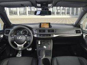 Ver foto 26 de Lexus CT 200h F-Sport 2014