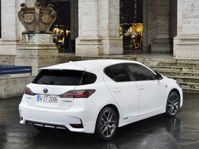 Ver foto 22 de Lexus CT 200h F-Sport 2014