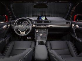 Ver foto 44 de Lexus CT 200h F-Sport 2014