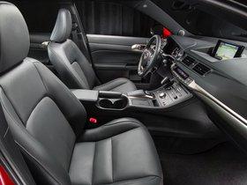 Ver foto 43 de Lexus CT 200h F-Sport 2014